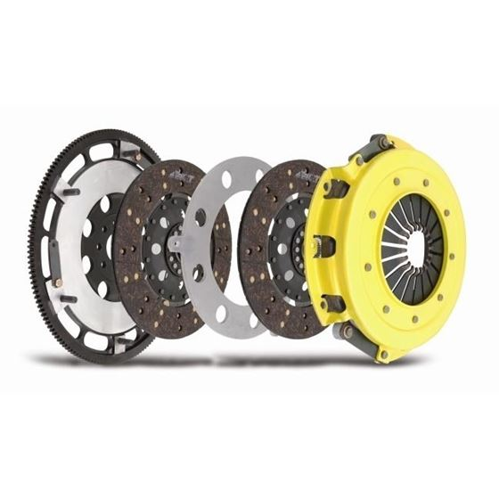 Clutch Kit - Xtreme Twin Disc ACTT3S-F02